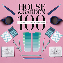 The top 100 interior designers in the UK