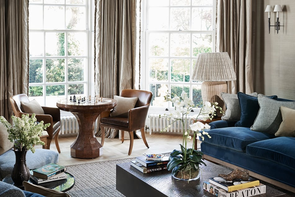 House Gardens 100 Leading Interior Designers