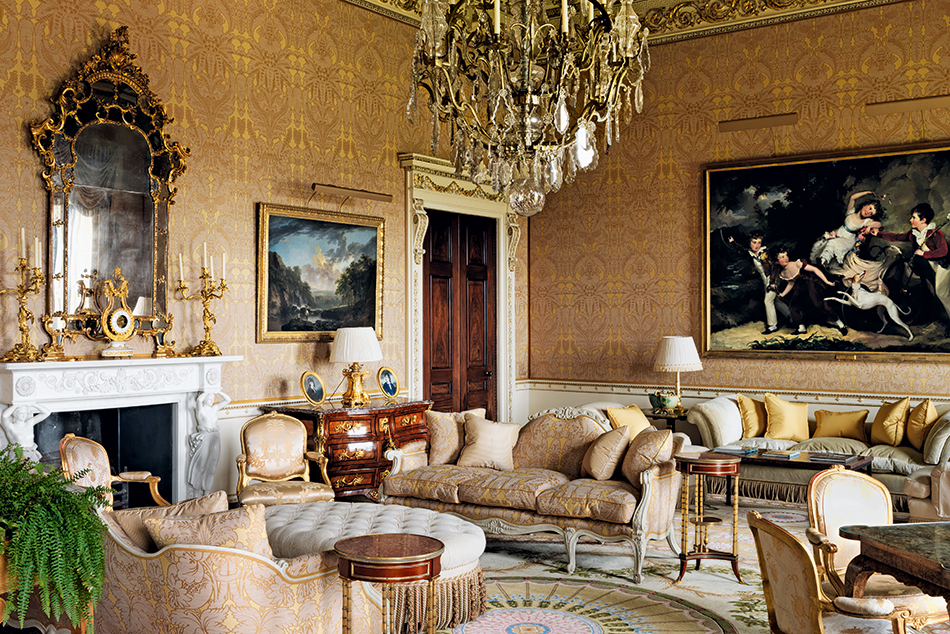 Famous Interior Designers At Work house & garden's 100 leading interior designers