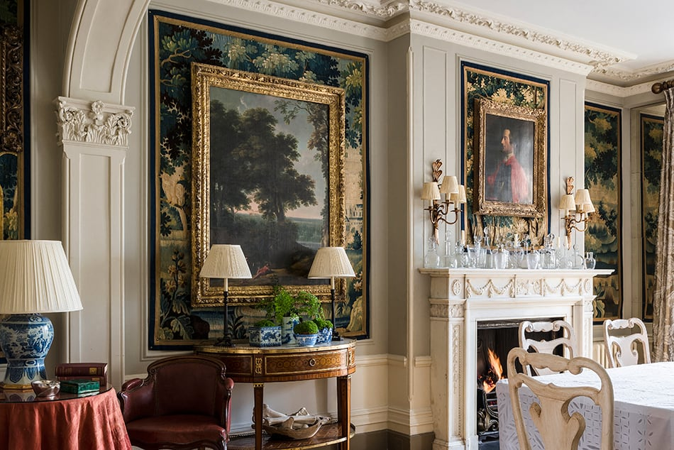 Guy goodfellow house garden 100 leading interior designers for The best interior designs of homes