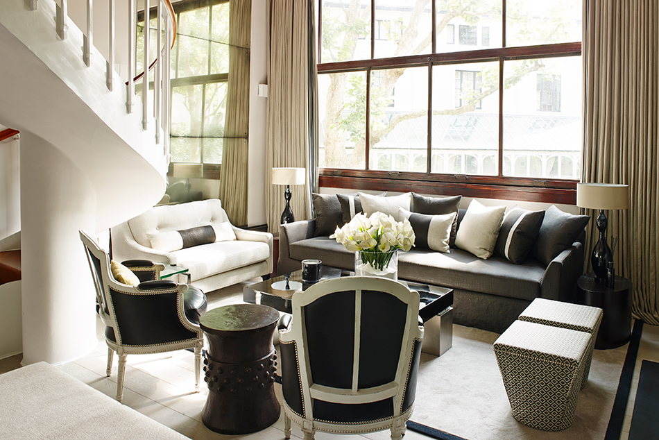 best interior of house. Kelly Hoppen House  Garden s 100 Leading Interior Designers