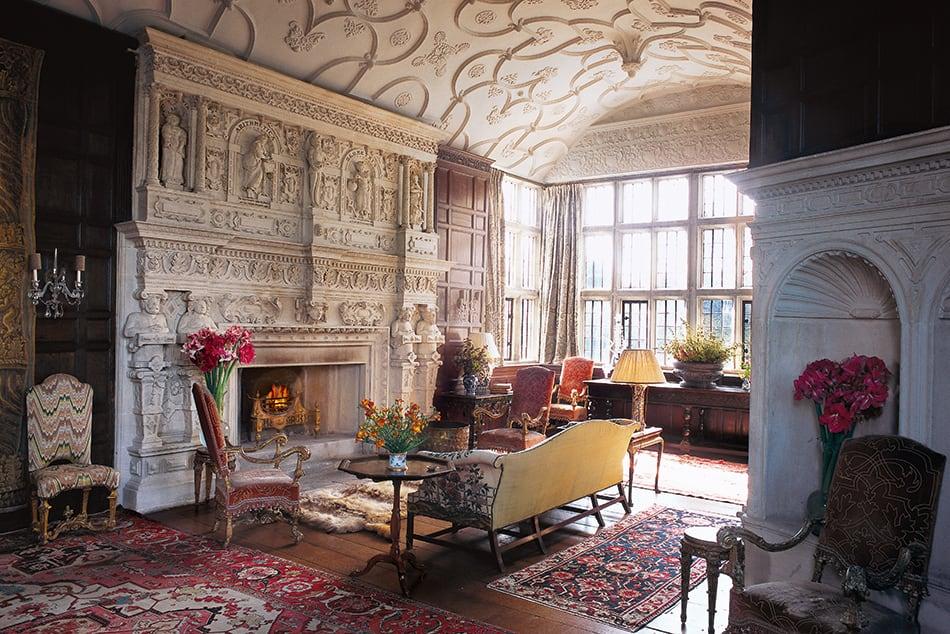 Robert kime house garden 100 leading interior designers for Top british interior designers