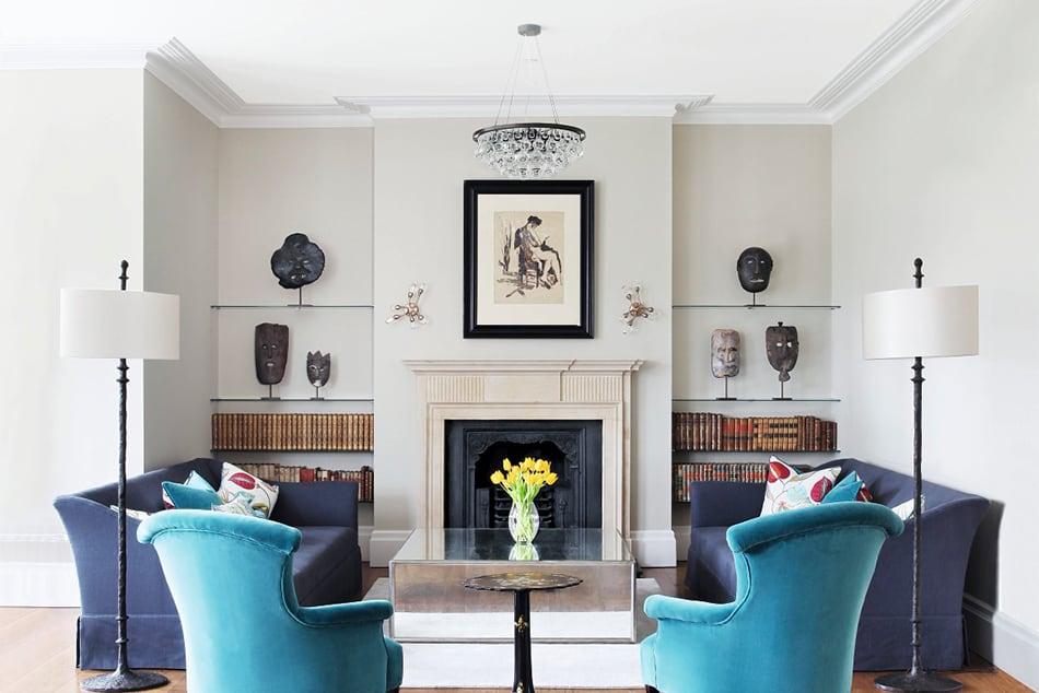 Sarah Stewart Smith House Garden 100 Leading Interior Designers