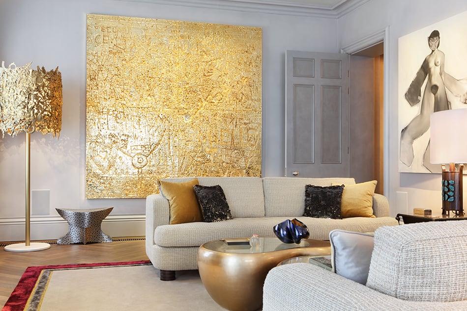 Francis sultana house garden 100 leading interior - What interior designers do ...