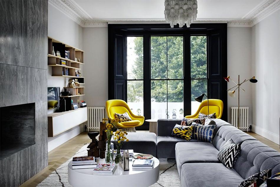 Suzy Hoodless House Garden 100 Leading Interior Designers