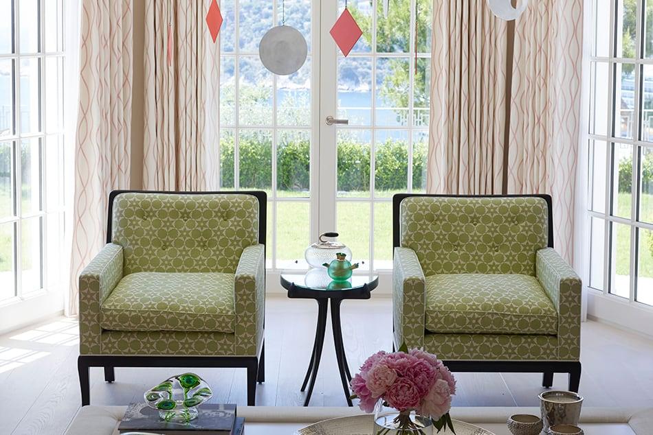 Thorp House Garden 100 Leading Interior Designers